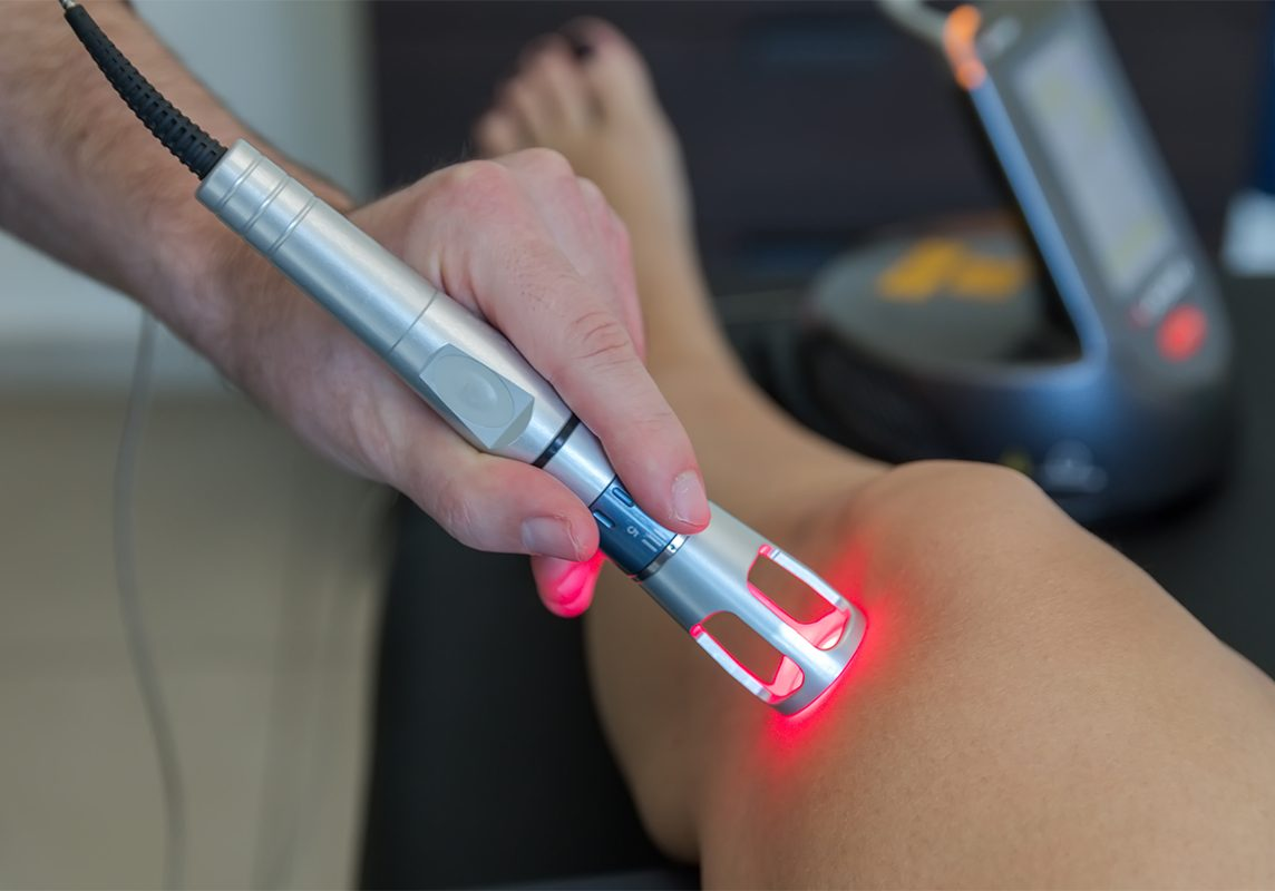 K-Laser-Therapy